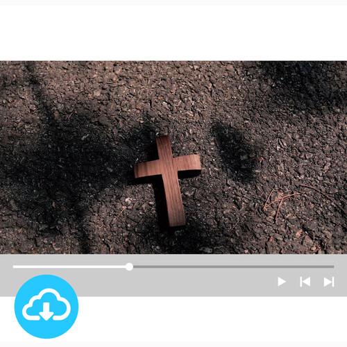 십자가 배경영상 3 by 굿픽 / 이메일발송(파일)