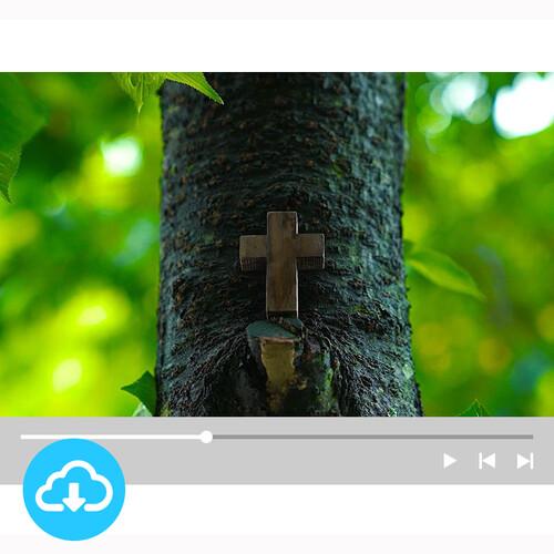 십자가 배경영상 15 by 굿픽 / 이메일발송(파일)