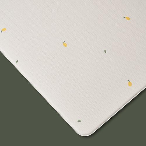 PVC 양면 바닥 매트 - 레몬드랍