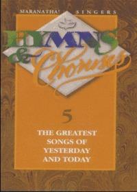 마라나타 Hymns & Choruses 5 (Tape)