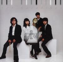 STG 2집 - THE CHAMPIONS (CD)