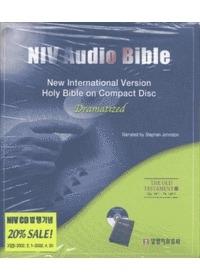 NIV Audio Bible 구약 2 (14CD set, 1Sa.28:1 - Ps.150:1)