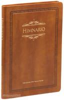 HIMNARIO 스페인어 찬송가 대 단본 (무지퍼/PU/브라운)
