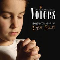 천상의 목소리 - 아카펠라 CCM 베스트 50 (3CD디지팩)