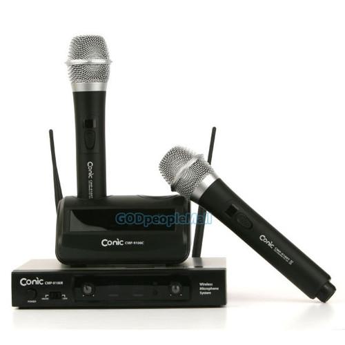 Conic CMP9100 듀얼 무선마이크
