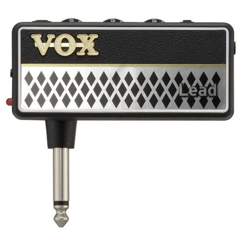VOX amPlug2 Lead AP2-LD 헤드폰 기타앰프
