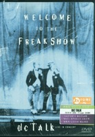 DC TALK - Welcome To The Freak Show(수입DVD)
