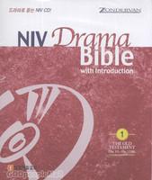 NIV Drama Bible 구약 1 : 창세기~사무엘상17장 (16 CD set)
