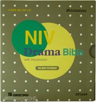 NIV Drama Bible 신약 (16CD)