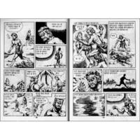 천지창조 - 성서만화1