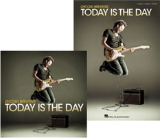 Lincoln Brewster - Today is the Day CD+악보 세트(전2종)