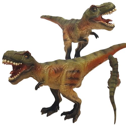 애들랜드 소프트공룡 티라노사우르스 중형