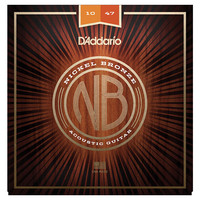 다다리오 NB1047 어쿠스틱 기타 스트링