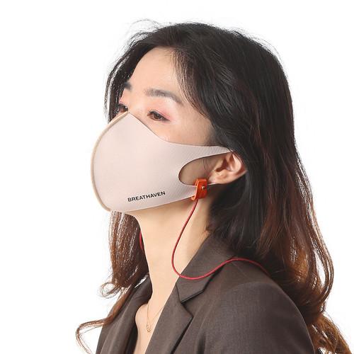숨쉬기 편한 브레스헤븐 사계절 마스크