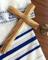 올리브나무 십자가 (L , XL) 무료배송