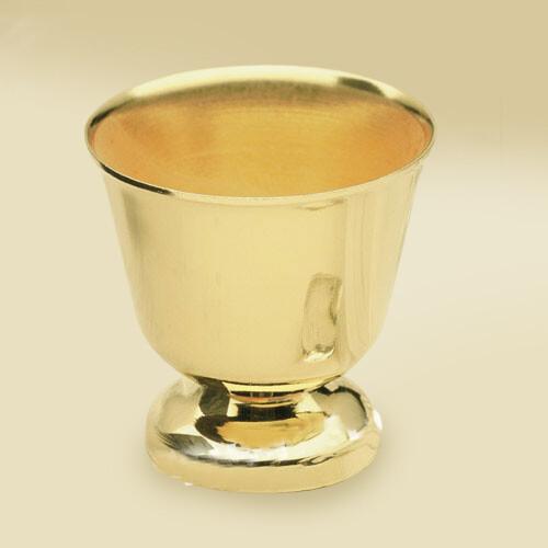 금 성찬기컵 - 순금24K도금 (THG-3호) (1개)