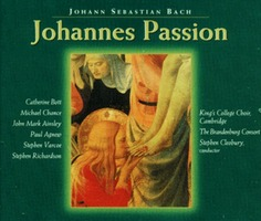 Johann Sebastian Bach - Johannes Passion (2CD)