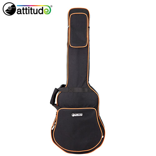 에티튜드 버스커 기타 케이스 (블랙 오렌지)