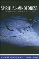 Spiritual-Mindedness (Series: Puritan Paperbacks) - 영의 생각, 육신의 생각 원서