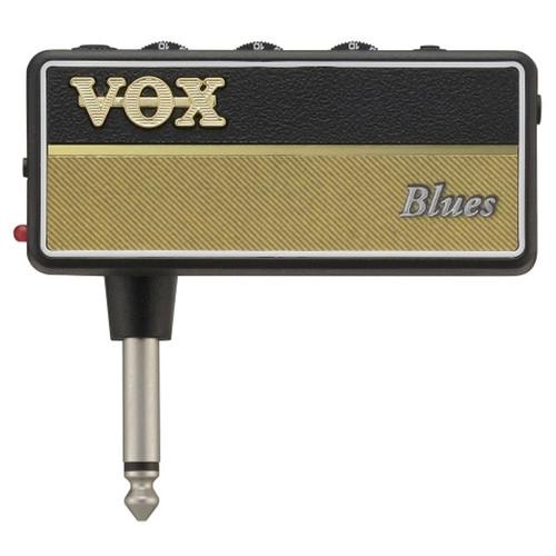 VOX amPlug2 Blues AP2-BL 헤드폰 기타 앰프