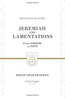 Jeremiah and Lamentations: From Sorrow to Hope (Redesign, ESV) (Hardcover)