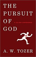 Pursuit of God: A 31-Day Experience (Paperback)
