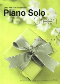 Piano Solo - Green (악보)