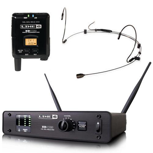 LINE6 XD-V55HS 디지털 무선마이크