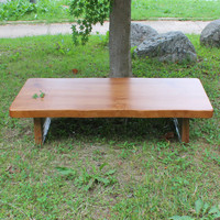 좌탁 거실테이블 찻상 원목테이블