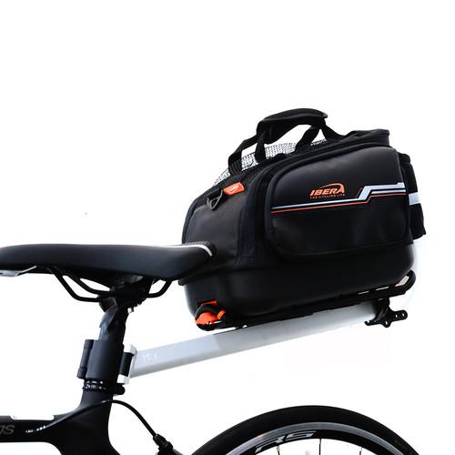 아이베라 팩랙 원터치 자전거 짐받이 여행 가방 17리터