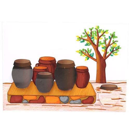 [만들기패키지]우리집 장독대 (5개이상구매가능)