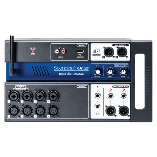 Soundcraft Ui-12 디지털 믹서