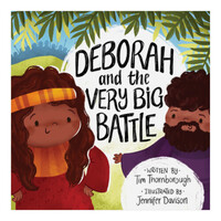 Deborah and the Very Big Battle (Very Best Bible Stories series) (Hardcover)