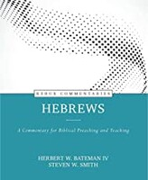 Hebrews: A Commentary for Biblical Preaching and Teaching (Kerux) (Hardcover)