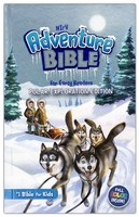 NIrV: Adventure Bible for Early Readers, Polar Exploration Ed. (HB, Full Color)