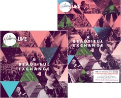 Hillsong Live Worship - A Beautiful Exchange (국내CD+DVD세트)