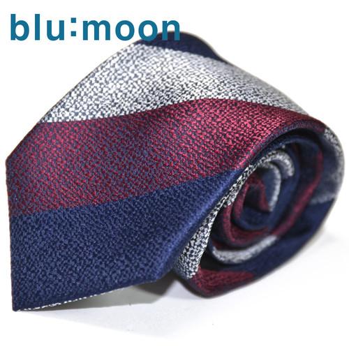 [blu:moon] 블루문넥타이 - 패밀리 와인 8cm