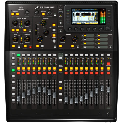 베링거 X32 PRODUCER 디지털 믹서