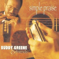 BUDDY GREEN & Friends - Simple praise (CD)
