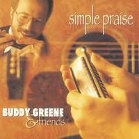 BUDDY GREEN & Friends - Simple praise (CD)