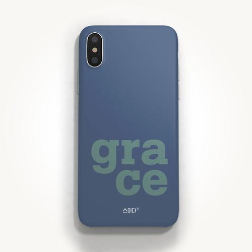 성경말씀폰케이스 디자인-11 은혜(Grace)