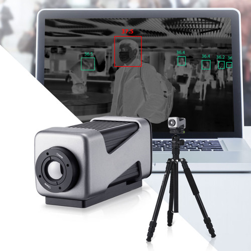 한화테크윈 와이즈넷 AT300 발열감지 열화상 카메라