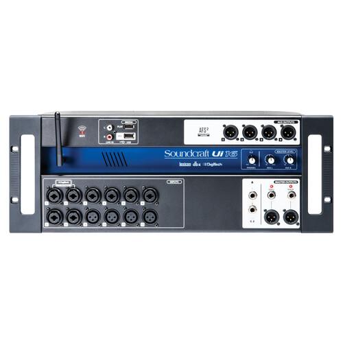 Soundcraft Ui-16 디지털 믹서