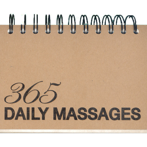 365 DAILY MASSAGES(365일 묵상 탁상용 캘린더)