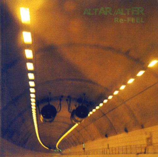 Altar/Alter - Re FEEL (CD)