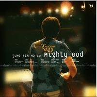 디사이플스 정신호 1집 - Mighty GOD (CD)