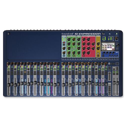 Soundcraft SI Expression3 디지털 믹서