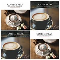 Coffee Break 커피 브레이크 찬양연주 음반세트(전2종)