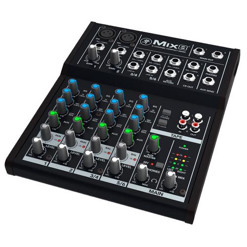 MACKIE Mix8 아날로그 믹서