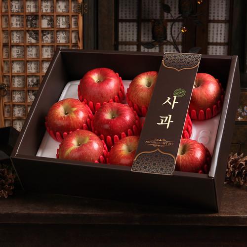 [선물세트] 큰사과세트 3kg (9개입)